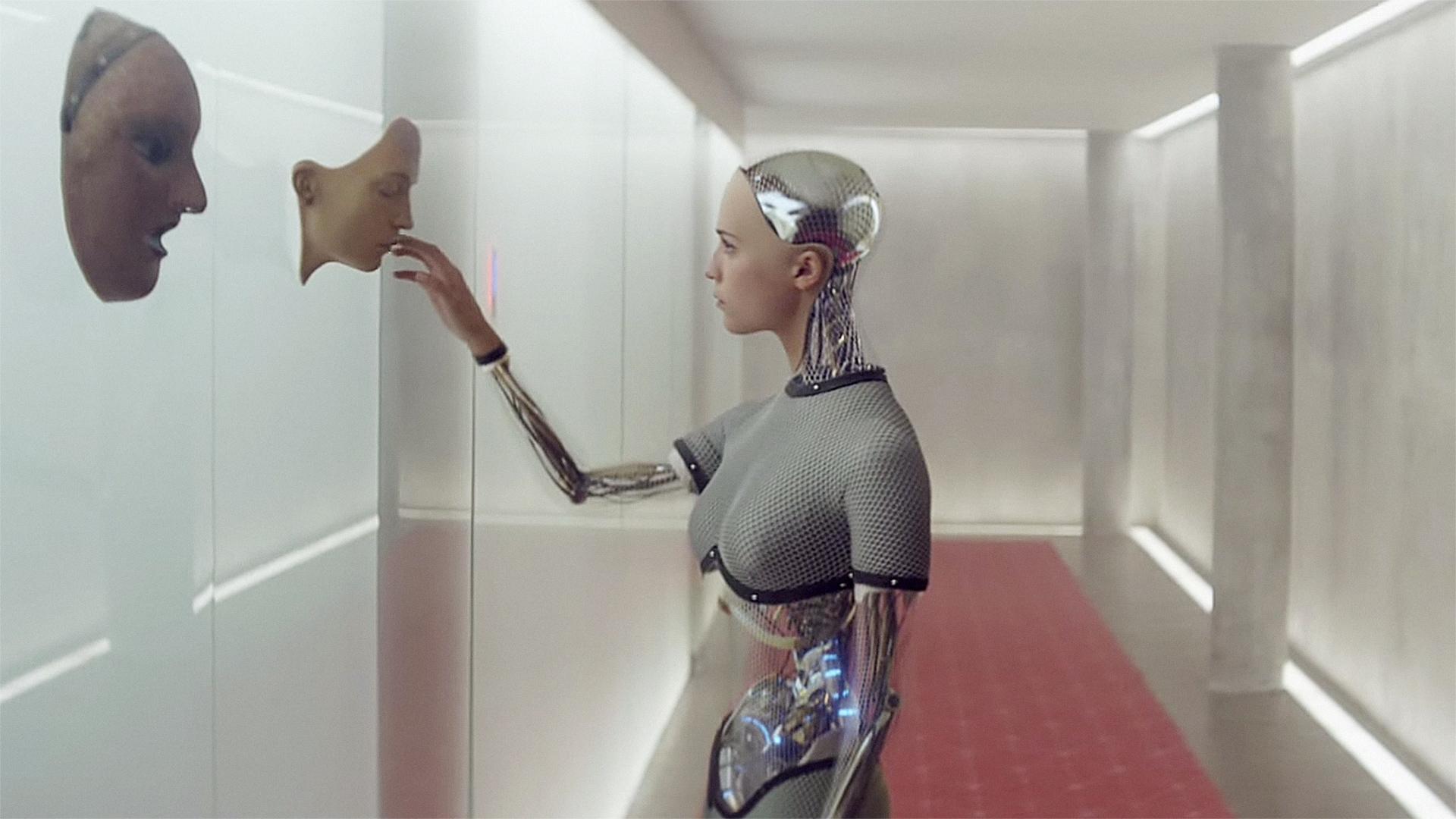 Artificial woman nackt gallery